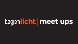 Logo van de Tegenlicht meet-ups.