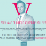 Website vol Holle Frasen
