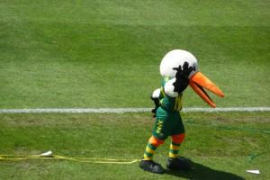 De mascotte van ADO Den Haag. CC-afbeelding: FaceMePLS.