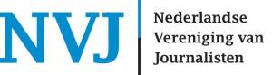 Logo Nederlandse Vereniging van Journalisten (NVJ)