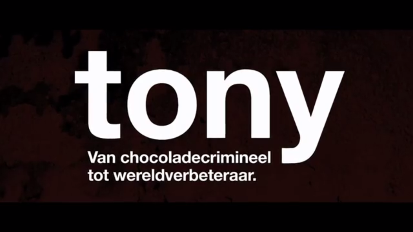 Tony: documentaire over Tony's Chocolonely