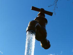 kraan, water, waterkraan