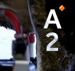 Extractie van A2-melk uit een koe. Still uit het NOS-journaal van 11 oktober.