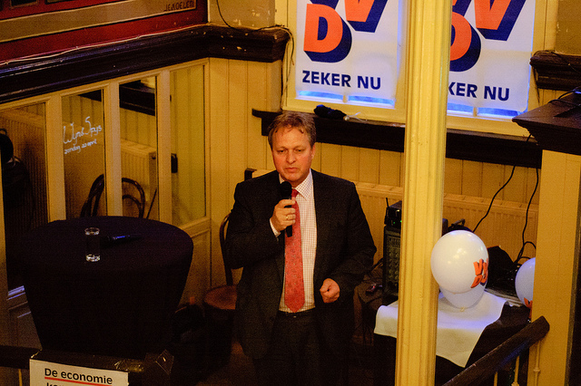 Erik Ziengs in Leiden
