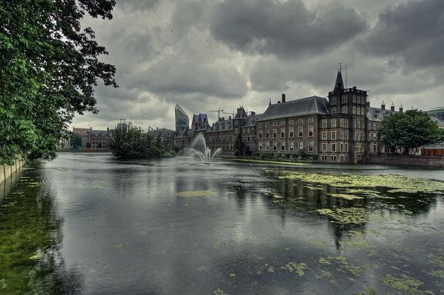 Torentje, Hofvijver. CC-Foto: Michiel Jelijs