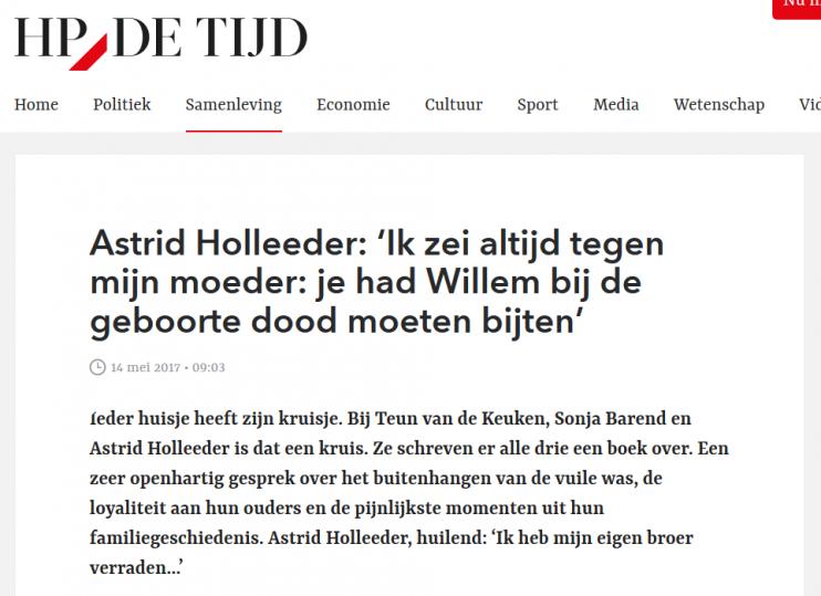HP/De Tijd interview Teun van de Keuken, Astrid Holleeder, Sonja Barend.png
