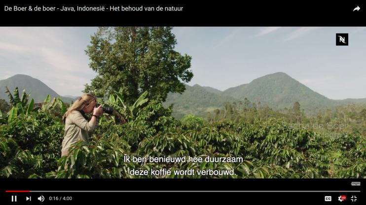 Nespresso Sacha de Boer