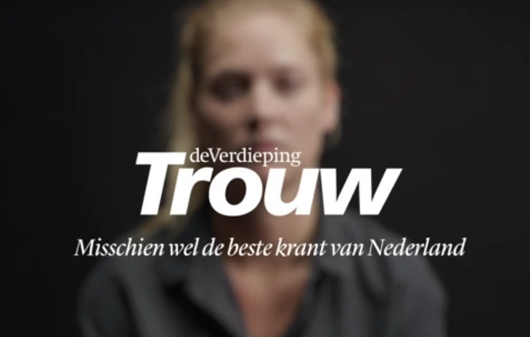 Trouw misschien wel de beste krant van Nederland