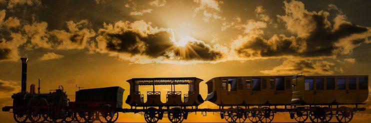 We hoeven geen hippe trein; liever gewoon zo snel mogelijk van A naar B