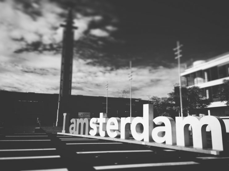 I AMsterdam engels