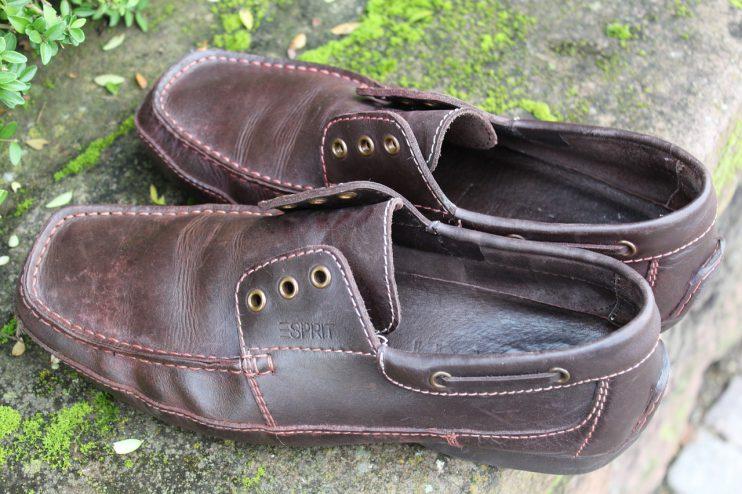 Esprit schoenen duurzaamheid