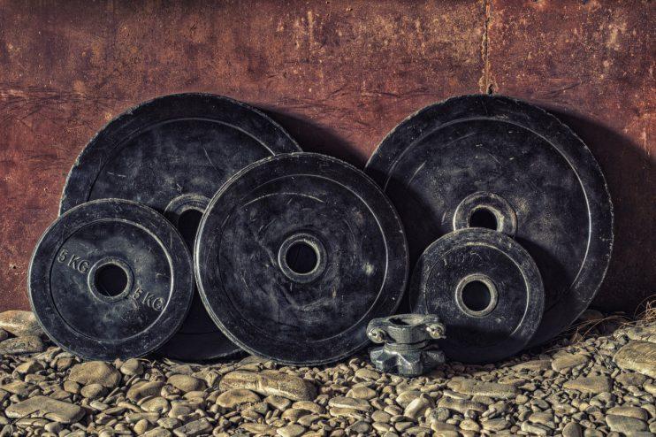 gewichten sport