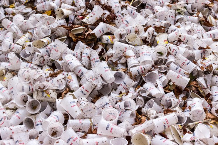 plastic bekertjes