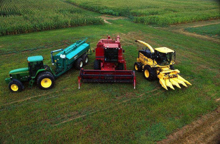 tractoren weiland