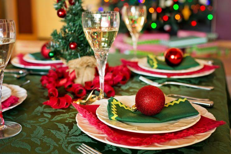 kerststress kerstdiner