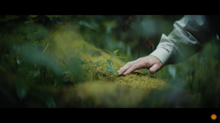 Shell Staatsbosbeheer Make The Future Reclamefilm Videostill