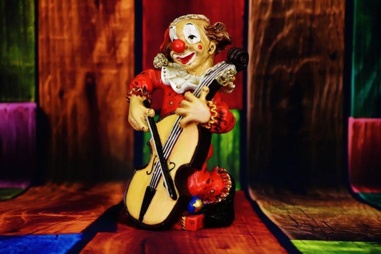 clown artiest hugo de jonge minister populisme