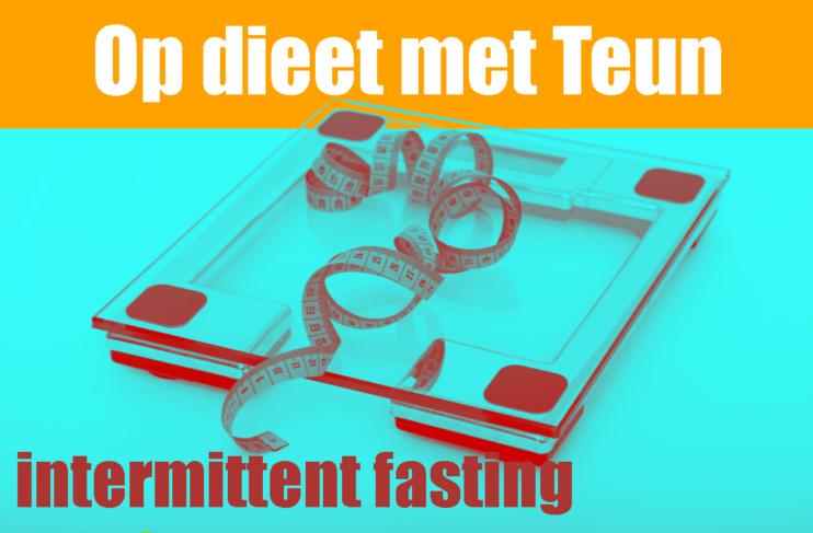 Op dieet met teun intermittent fasting