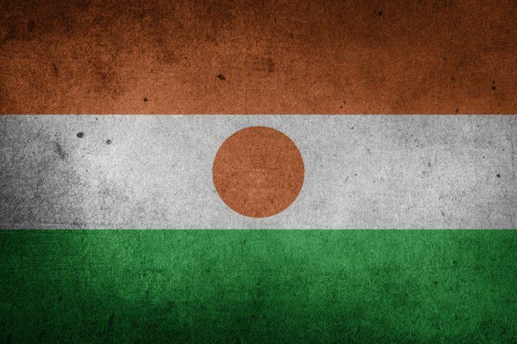 vlag Niger Sigrid Kaag