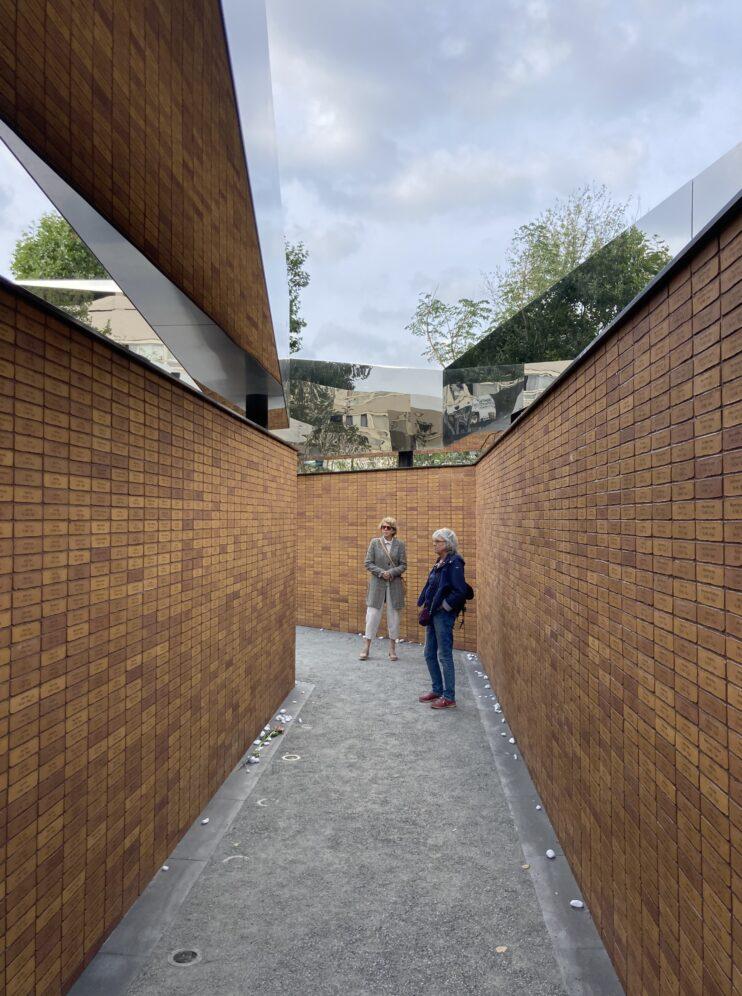 Holocaust Namenmonument (Amsterdam) CC foto Christian Michelides